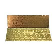 sharpening stones for kitchen knives dmd double sided 400 1000 grit diamond whetstone sharpening stone