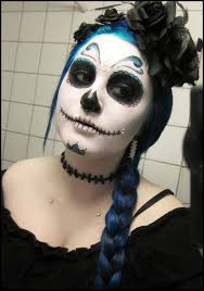 Amazing Halloween Costumes 108 Best Day Of The Dead Makeup Designs Images On Pinterest