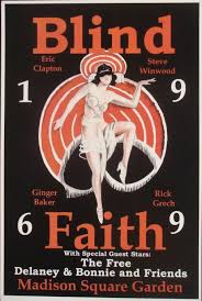 Ginger Baker Blind Faith 5 Concert Posters Pink Floyd Blind Faith B 52 U0027s Madonna