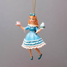 alice in wonderland christmas decoration sourcelifestyle