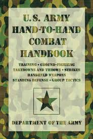 u s army hand to hand combat handbook training ground