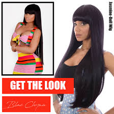 get the look blac chyna celebwigs hair by misstresses