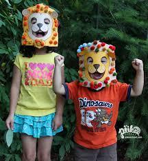 lion mask for kids lion mask pi ikea st