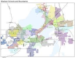 map of oregon wi our schools metropolitan school district