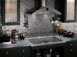 metal backsplashes for kitchens trendiest kitchen backsplash ideas for minimalist look univind com