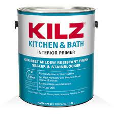 what is the best primer to use when painting kitchen cabinets kilz kitchen bath primer kilz