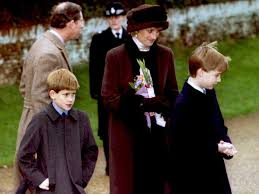Princess Diana S Sons by Princess Diana Play Does Not Claim James Hewitt Is Prince Harry U0027s