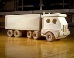 Making A Wooden Toy Truck by Handmade Heirloom Quality Wooden Toys By Kringleworkshops On Etsy