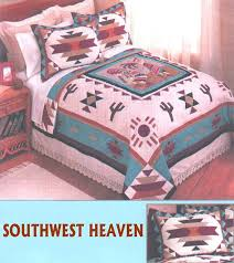 Southwestern Comforters Southwest Comforters Southwestern Bedding Southwest Style Quilt
