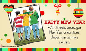 new years card greetings friend new year cards merry christmas and happy new year 2018