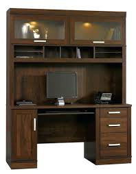 sauder desk with hutch sauder office port contemporary computer desk with hutch becker