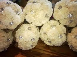 sola flowers sola flower preserved bridesmaids bouquet aftcra