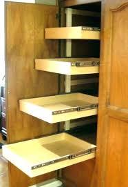 kitchen cabinet sliding shelves sliding kitchen shelves pull kitchen cabinet sliding shelf hardware