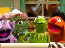 Barney Through The Years Muppets by Purple Yellow Red Green To Duckieland Snow To Barney The Other Day