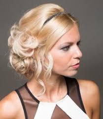Hochsteckfrisurenen Glattes Haar by Aufsteckfrisur Für Eine Hochzeit Etc Glatte Haare Zu
