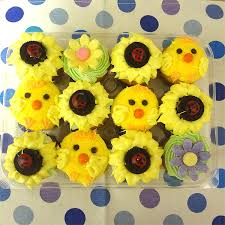 Easter Decorated Cupcakes by Cupcake Archives Working Mom U0027s Edible Art