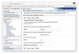 concurrency utilities support in weblogic server 12 2 1 part five