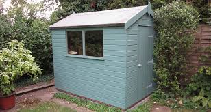 6 x 8 classic shed with apex roof plan free delivery
