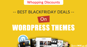 best online deals on black friday best cybermonday deals on wordpress themes whopping discounts