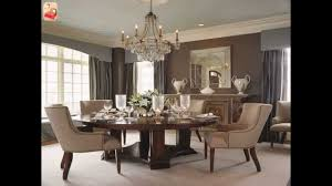 Brown And Blue Dining Room Dining Room Buffet Decorating Ideas Throughout Dining Room Buffet