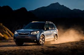 subaru forester touring 2016 2016 subaru forester starts from 22 395 gets starlink safety