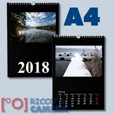 Kalender 2018 Gestalten Din A4 Bastelkalender 2018 Für Fotos Bis 13x18 Zum Selbst