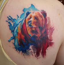 watercolor tattoos in chicago best tattoo 2017