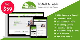 book store books publisher responsive prestashop 1 7 theme by