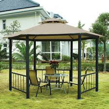 Grand Resort Gazebo contemporary outdoor furniture gazebo patio furniture party