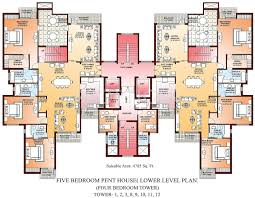4 Bedroom Ranch Floor Plans 4 Bedroom Floor Plans Ranch Duplex Ranch Floor Plans House Design