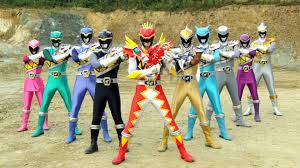power rangers dino charge dino super charge teasers