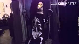 lil nester spirit halloween little skelly bones youtube
