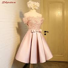 promotion dresses for 8th grade pink lace homecoming dresses 8th grade prom dresses junior