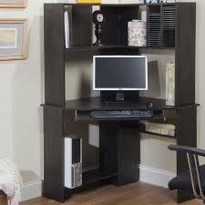 Desktop Computer Desk Latitude Run Friedman Corner Computer Desk With Hutch U0026 Reviews