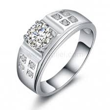 Mens Wedding Ring by Promise Purity Engagement And Wedding Ring Bands For Men