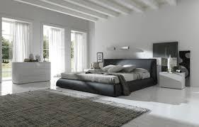 modern female bedroom