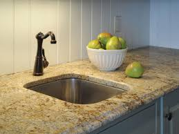 granite countertop white kitchen cabinets with wood countertops