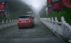 Challenge Commercial Where Are 999 Steps In Range Rover Challenge Commercial