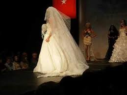 turkish wedding dresses turkish fashion show wedding dresses finale glasgow skinner