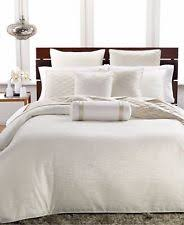 The Hotel Collection Bedding Sets Hotel Collection 100 Cotton Striped Duvet Covers Bedding Sets