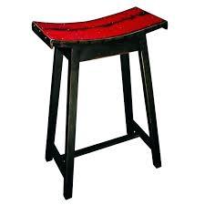 red saddle bar stool u2013 sahlin info