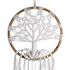 bohemian tree of macrame wall hanging roots dianna decor