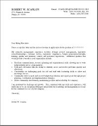 sample resume cover resume presentation letter sample resume