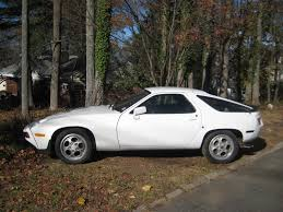 old porsche 928 ebay 1981 porsche 928 mechanically detailed classic porsche 928