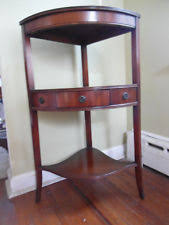 Corner Glass Display Cabinet Ebay Antique Curio Cabinet Ebay