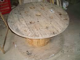 touret bois deco table basse de salon touret la déco de gégé