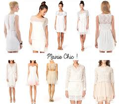 robe de mariã e mairie 10 robes chics pour la mairie