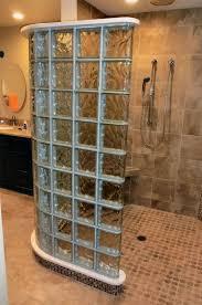glass block bathroom designs remarkable bathroom designs glass block shower contemporary best