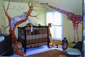 chambre jungle bébé decoration chambre bebe jungle meilleur idées de conception de