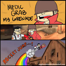 Team Fortress 2 Memes - best of the x grab my y meme smosh